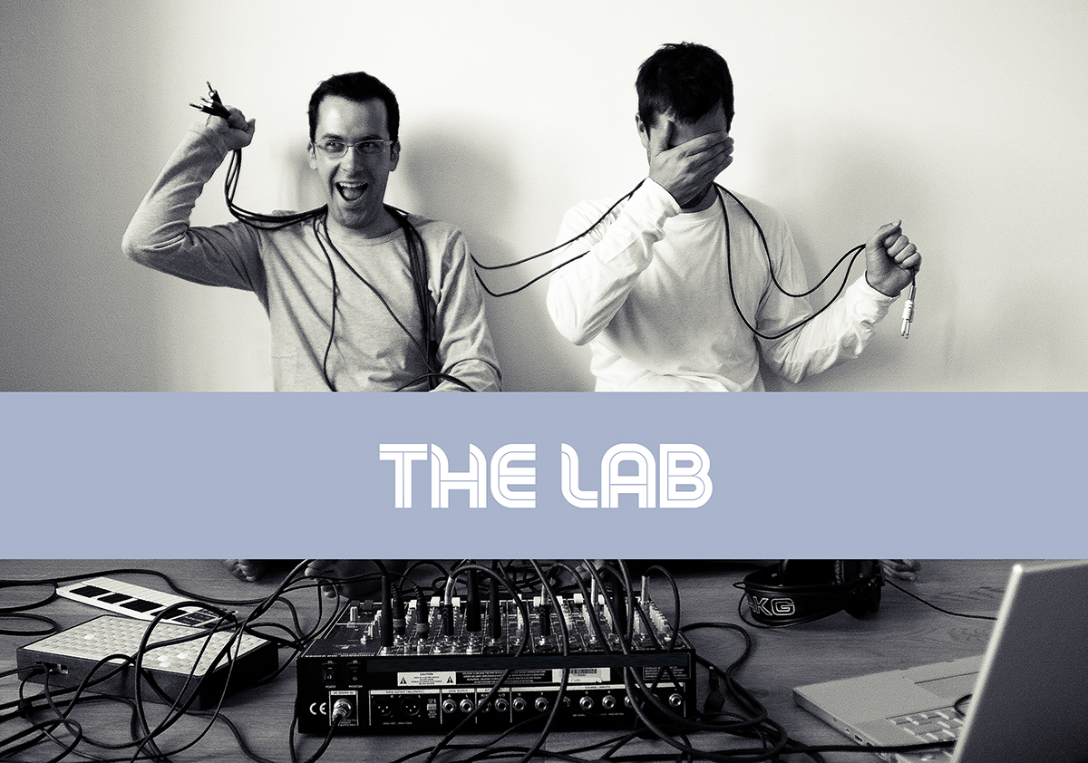 Psicosis The Lab Small